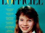 Kate Moss adolescente rousse : Une photo rare qui fait le buzz