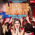 "L'affiche du spectacle ""Ladies' Night"" avec Clara Morgane"