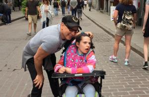 Jean-Marc Généreux : Son doux été auprès de sa fille handicapée