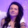 Nicolas et Vanessa dans le sas, dans  Secret Story 9  sur TF1, le vendredi 28 août 2015.