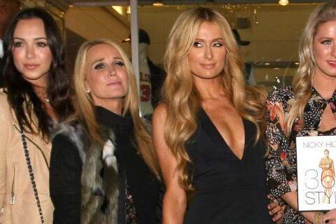 Kim Richards arrêtée ivre : La tante de Paris Hilton évite la prison...