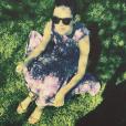 Rachel Bilson a ajouté une photo d'elle sur son compte Instagram / août 2015