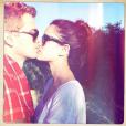 Rachel Bilson a ajouté une photo avec son mari sur son compte Instagram / août 2015
