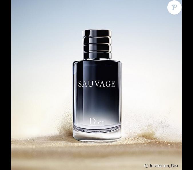 la derni re campagne dior pour son parfum sauvage photo publi e le 19 ao t 2015. Black Bedroom Furniture Sets. Home Design Ideas