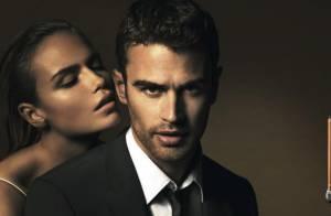 Theo James et Natasha Poly : Couple glamour et sensuel pour Hugo Boss