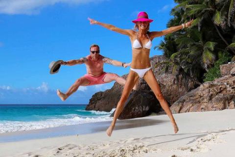 Ronan et Storm Keating : Lune de miel paradisiaque et safari grand luxe !
