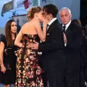 Amber Heard et Johnny Depp : Fous d'amour devant le talentueux Eddie Redmayne