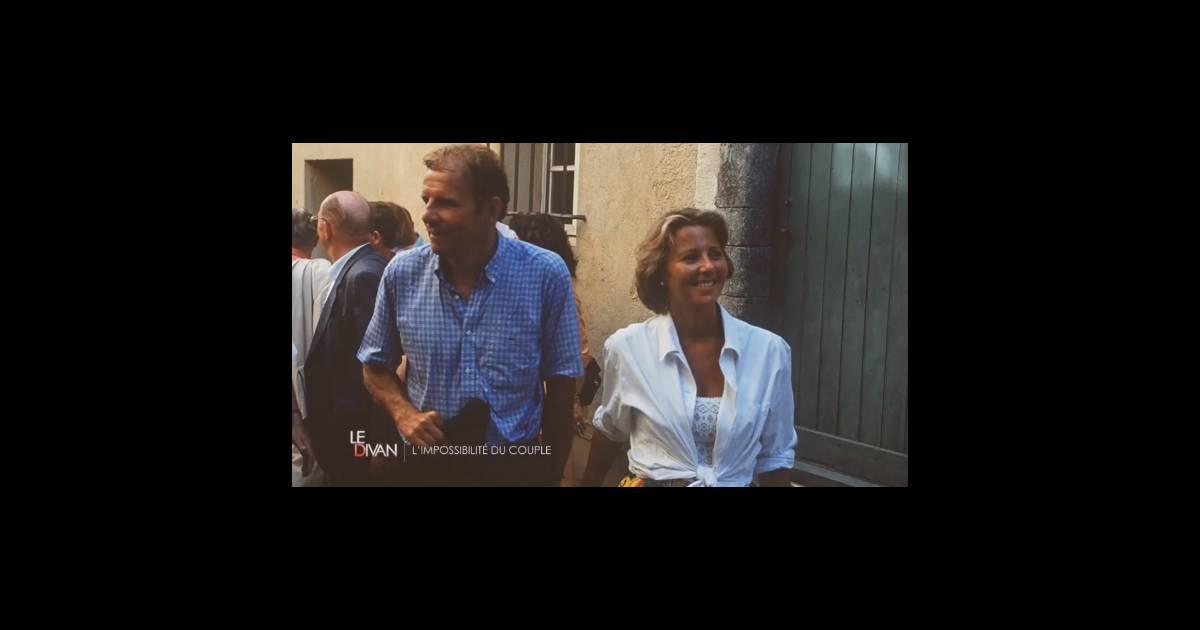 Claire chazal et patrick poivre d 39 arvor la journaliste for Le divan 9 juin 2015