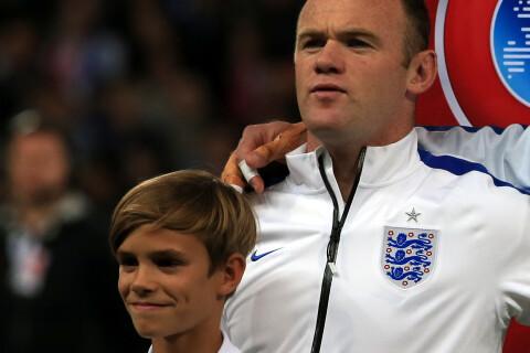Romeo Beckham : Témoin privilégié d'un exploit retentissant