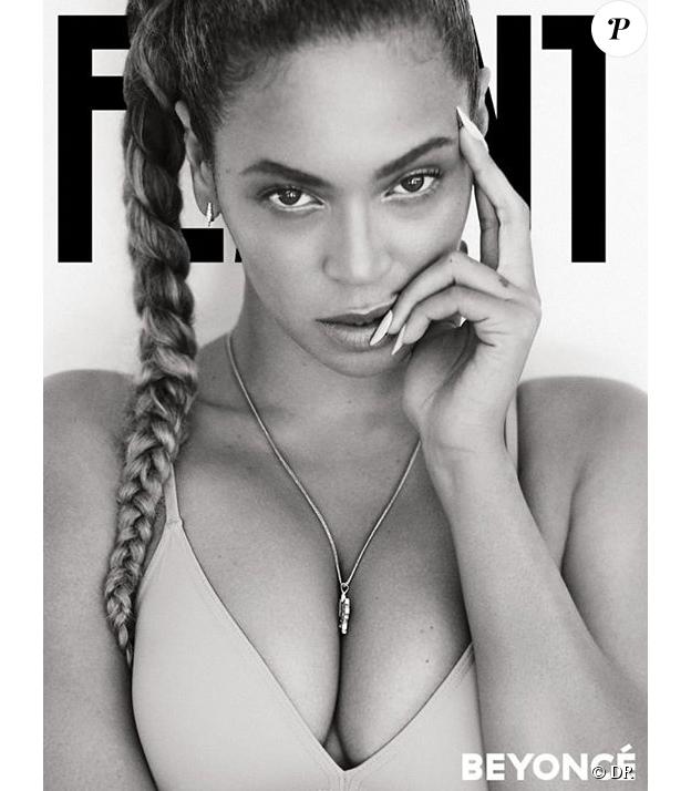 Beyoncé photographiée par Robin Harper pour Flaunt Magazine. Septembre 2015.