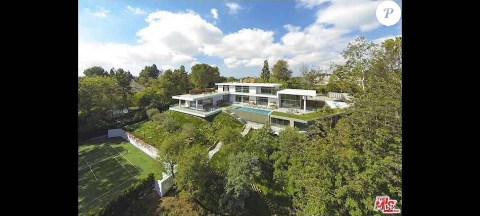 La villa lou e par jay z et beyonc holmby hills los - La maison wicklow hills par odos architects ...