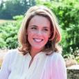 """En 2013, Julie Andrieu publiait """"Les Carnets de Julie"""" aux éditions Alain Ducasse."""
