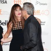 Sandra Bullock et son grand copain George Clooney, Matt Damon très amoureux...