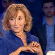 Marie-Anne Chazel, invitée dans  On n'est pas couché  sur France 2, le samedi 12 septembre 2015.