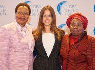 Princesse Sofia de Suède : Premier grand oral, ses débuts internationaux réussis
