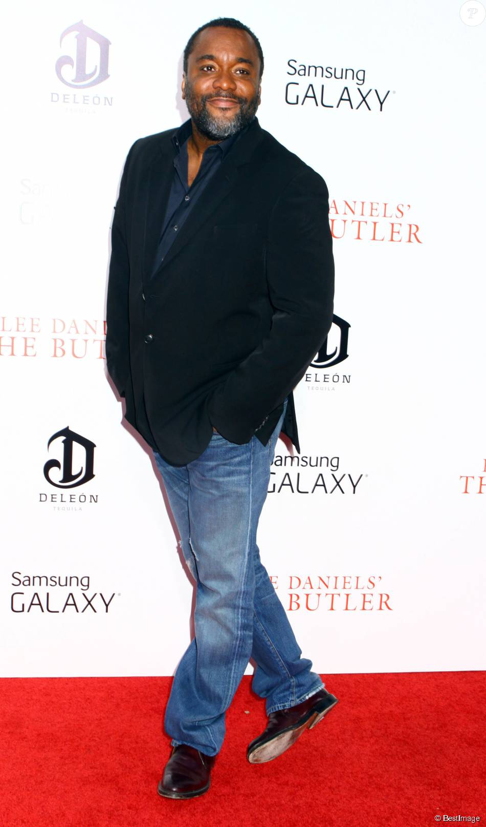 lee daniels premiere du film the butler le majordome a new york le 5 aout 2013. Black Bedroom Furniture Sets. Home Design Ideas