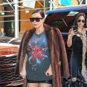 Kim Kardashian, enceinte : Défilé de tenues sexy avant le show de Kanye West !
