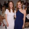 Fashion Week : Julianne Moore et Jessica Chastain ravissantes chez Ralph Lauren