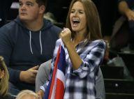 Andy Murray : Kim Sears enceinte et fière pour la victoire de son chéri