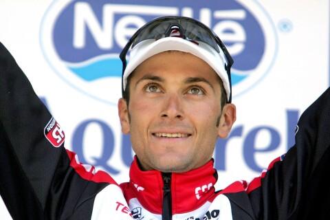 Ivan Basso : Guéri de son cancer des testicules, après son abandon du Tour