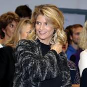 Alice Taglioni enceinte : Future maman stylée en soirée avec Laurent Delahousse