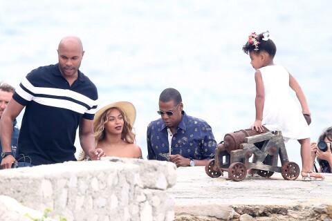 Beyoncé et Jay-Z : Vacances de rêve avec Blue Ivy avant un show explosif !