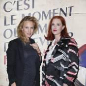 Marie Kremer, enceinte et radieuse comme sa partenaire Audrey Fleurot !