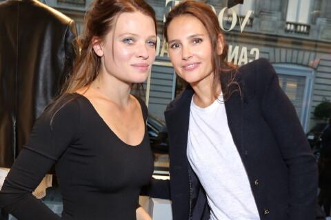 Mélanie Thierry et Virginie Ledoyen, fières modeuses chez Zadig & Voltaire