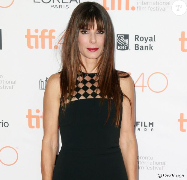 """Sandra Bullock- Avant-première du film """"Our Brand is Crisis"""" lors du festival du film de Toronto au Canada le 11 septembre 2015."""