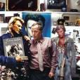 """Fabrice Luchini réveille Johnny Hallyday dans """"Jean-Philippe"""", une comédie de Laurent Tuel sorti en 2006."""
