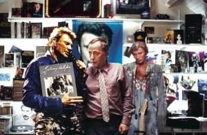 Johnny Hallyday : Sublime sur scène et des projets cinéma excitants