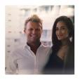 Rebecca Jobson et son compagnon Taj Burrow - Photo publiée le 12 août 2015