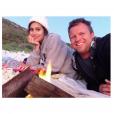 Rebecca Jobson et Taj Burrow - Photo publiée le 27 juillet 2015