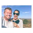 Rebecca Jobson et Taj Burrow - Photo publiée le 5 juillet 2015