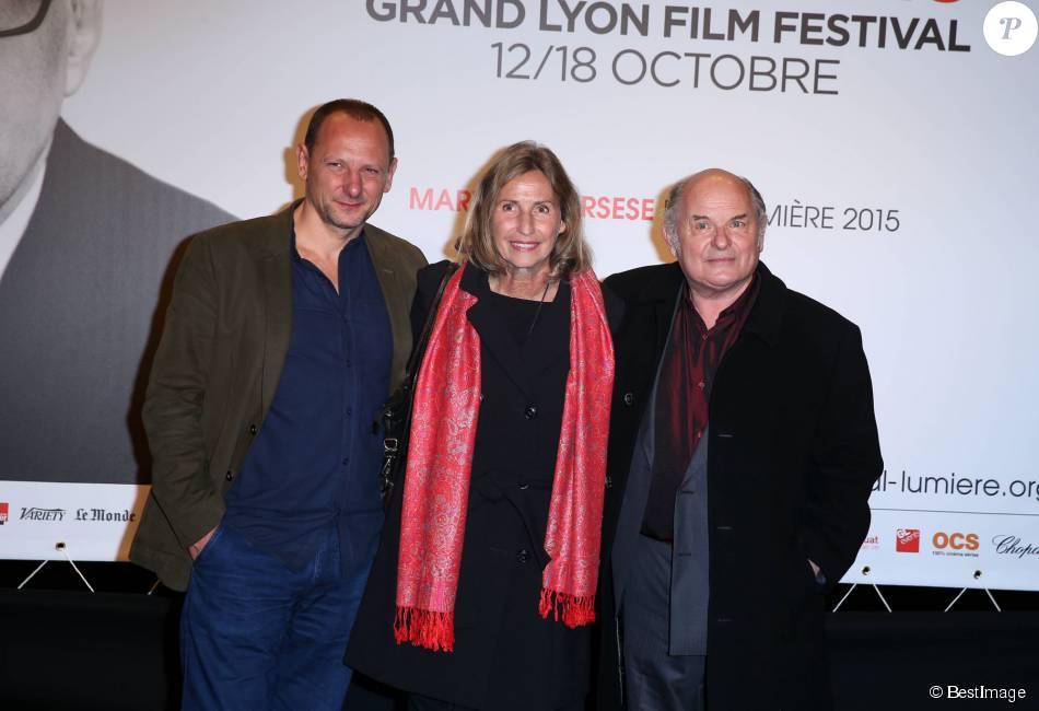 Jean fran ois stevenin et sa femme claire soir e d 39 ouverture de la 7e dition du festival - Jean francois balmer et sa femme ...
