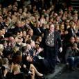 John Lasseter - Soirée d'ouverture de la 7e édition du Festival Lumière 2015 à la Halle Tony-Garnier à Lyon le 12 octobre 2015.