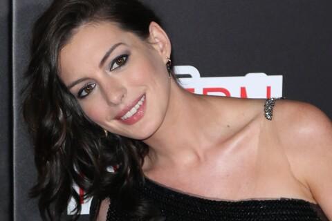 Anne Hathaway fait sa diva... pour des oeufs !