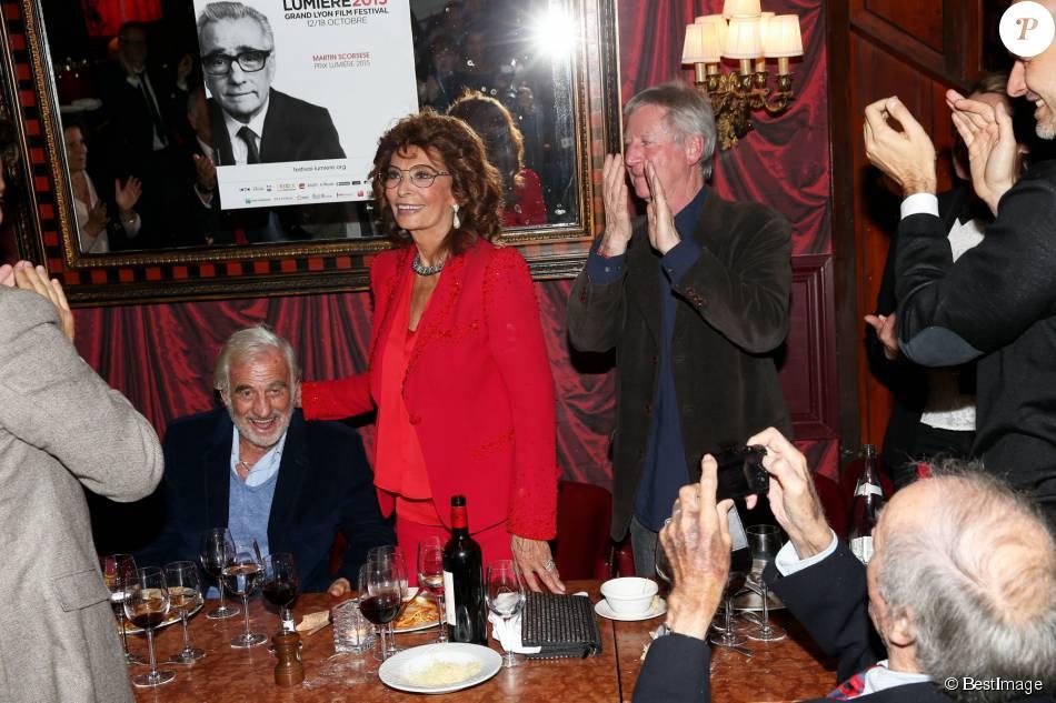 Jean Paul Belmondo Sophia Loren R Gis Wargnier Edoardo