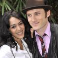 Sofia Essaïdi et Christopher Stills