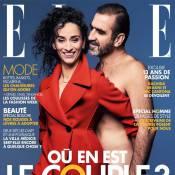 "Eric Cantona tout nu contre sa femme Rachida Brakni : Duo sexy pour ""Elle"""