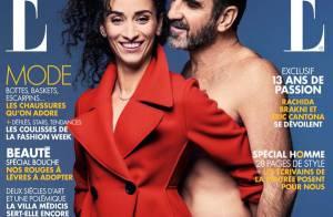 Eric Cantona tout nu contre sa femme Rachida Brakni : Duo sexy pour