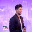 Alia laisse Ali rejoindre son frère dans l'hebdo de  Secret Story 9 , le 2 octobre 2015, sur TF1.
