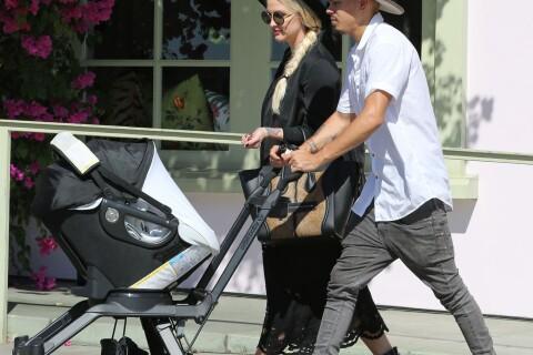 Ashlee Simpson, lumineuse après la grossesse : Première sortie avec bébé !