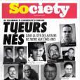 Couverture de Society, N°17.