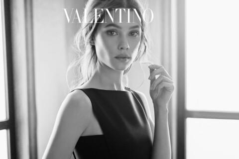 Astrid Bergès-Frisbey : Enivrante égérie Valentino
