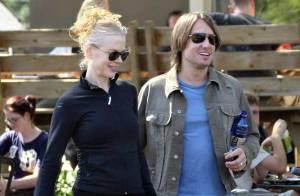 REPORTAGE PHOTOS : Nicole Kidman et Keith Urban, plus amoureux et naturels que jamais ! Photos exclusives