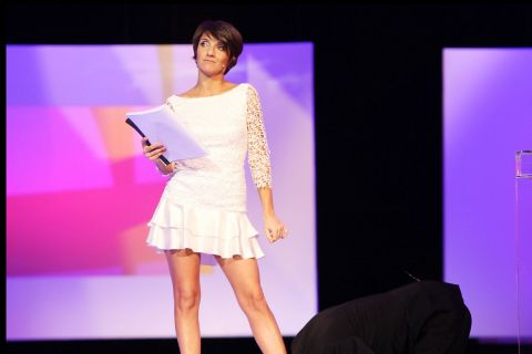 César 2016 : Florence Foresti sera maîtresse de cérémonie