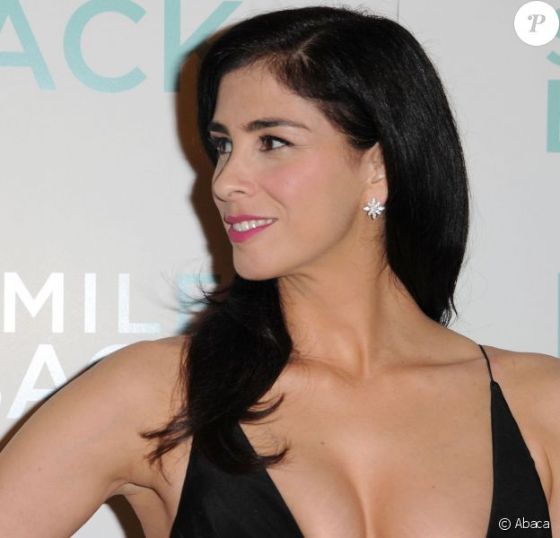 Sarah Silverman à la première de I Smile Back à Hollywood, le 21 octobre 2015
