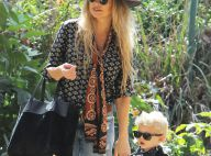 Fergie, telle mère, tel fils : L'adorable Axl, 2 ans, a un look déjà très rock !