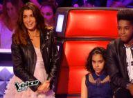 EXCLU - Jenifer : Un look de ballerine rebelle dans The Voice Kids